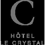 Logo le Crystal Hôtel Montréal inc