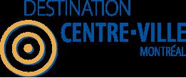Logo Destination Centre-Ville Montréal