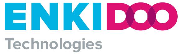 Logo Enkidoo Technologies