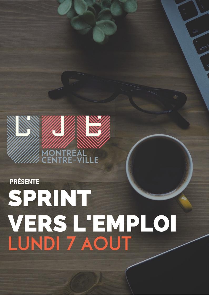 Image Sprint Vers L'emploi – 7 Aout
