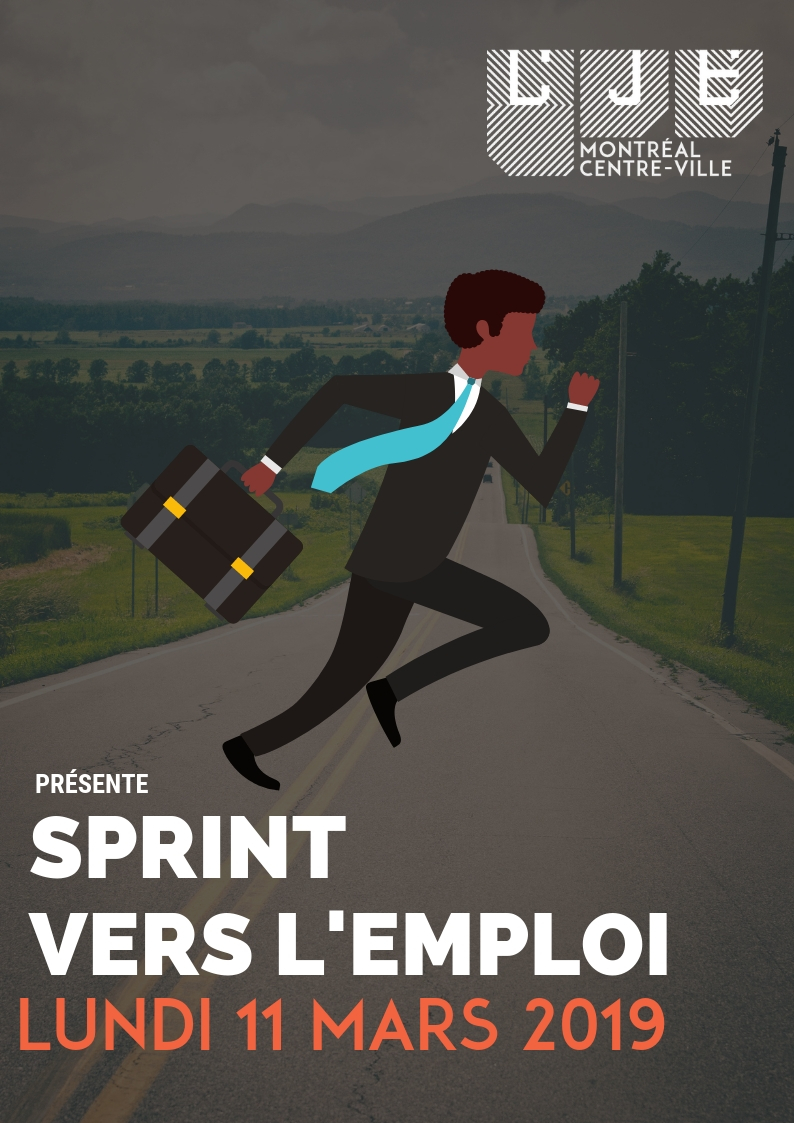 Image Sprint Vers L'emploi – 11mars