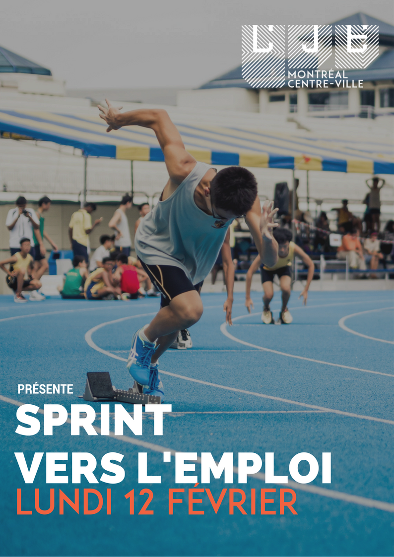 Image Sprint vers l'emploi – 12 Février