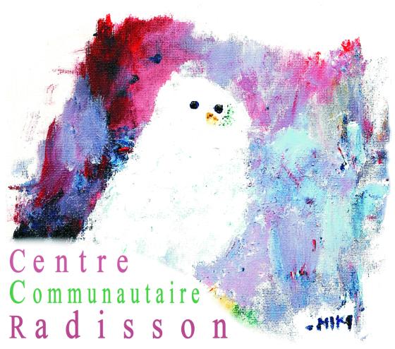 Logo Centre communautaire Radisson