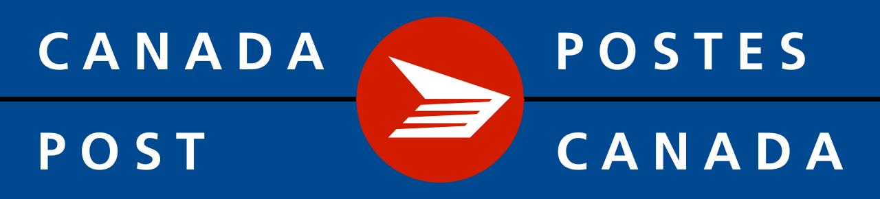 Logo Postes Canada