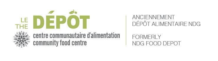 Logo Le Dépôt centre communautaire d'alimentation