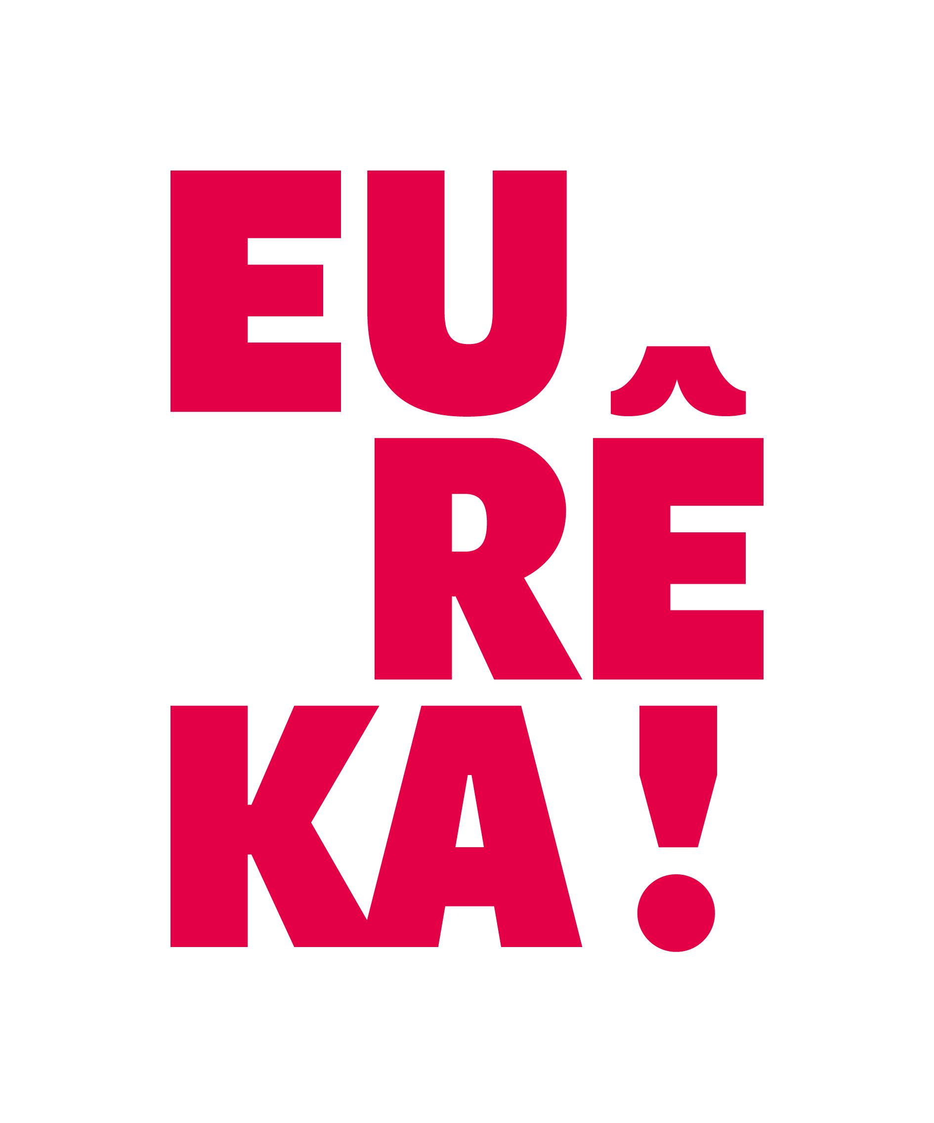 Logo Festival Eurêka! 2019