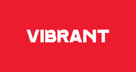 Logo VIBRANT Marketing