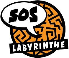Logo SOS Labyrinthe