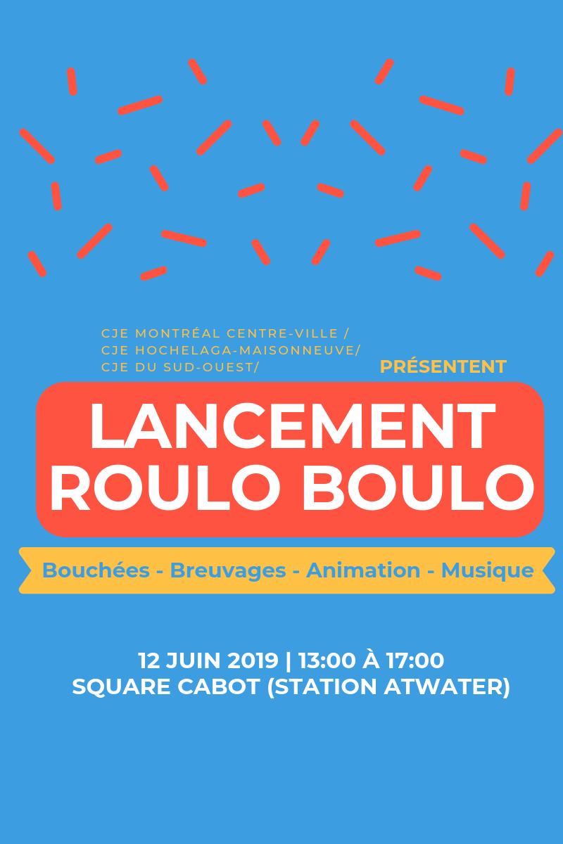 Image Lancement du Roulo Boulo
