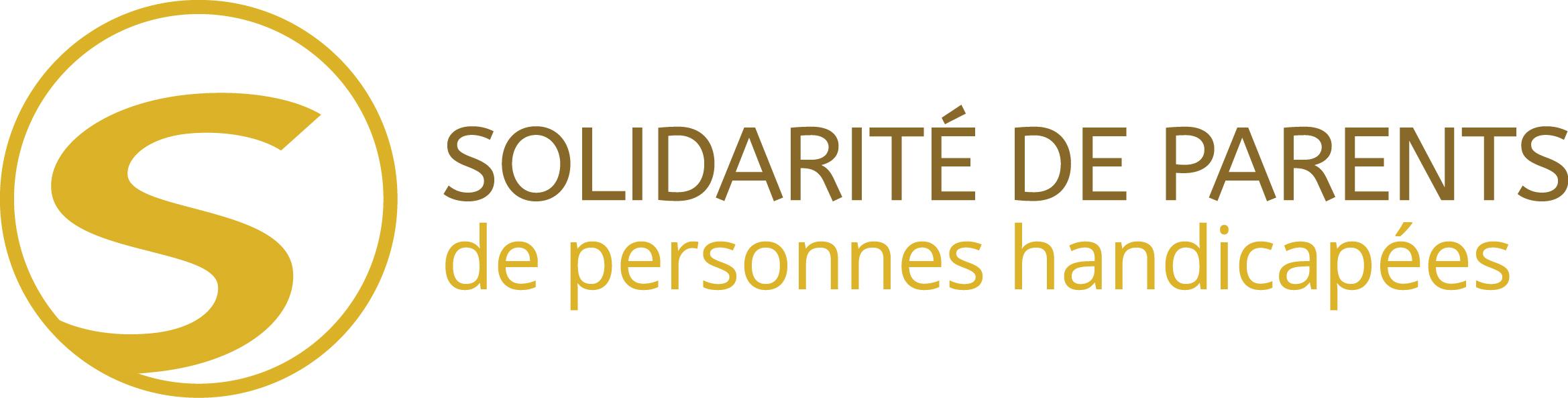 Logo Solidarité de parents de personnes handicapées