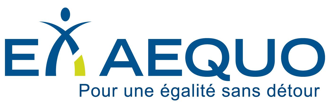 Logo Ex aequo