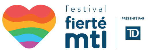 Logo Festival Fierté montréal