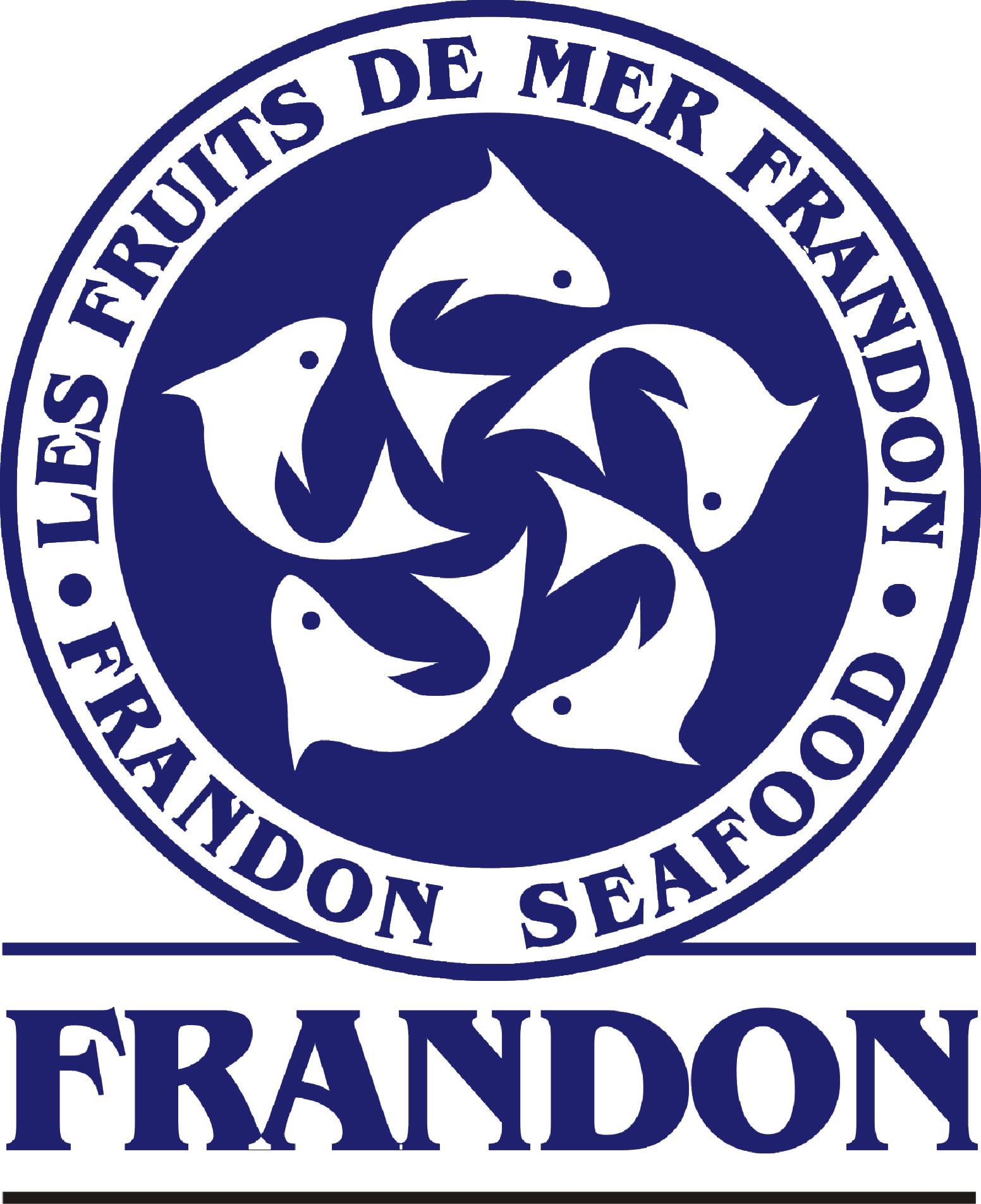 Logo Les fruits de mer Frandon